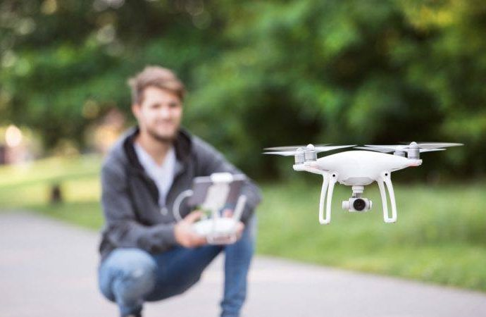 El Aero Club Casilda te enseña a pilotear un Drone