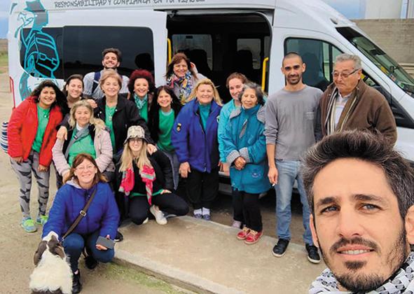 Exitosa campaña de Compromiso Sin Fronteras por el monte santiagueño