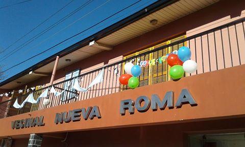 Hoy cumple 49 años de Vida la Vecinal Nueva Roma