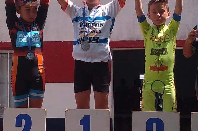 Ciclismo: Maximiliano Tognato quedó 3ero en el Campeonato a nivel nacional