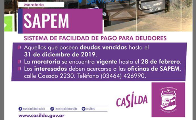 Servicios Casildenses SAPEM