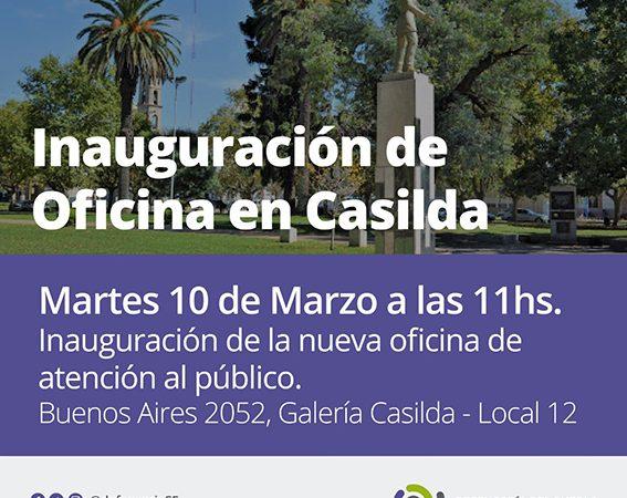 La Defensoría del Pueblo de Santa Fe inaugura una oficina en Casilda