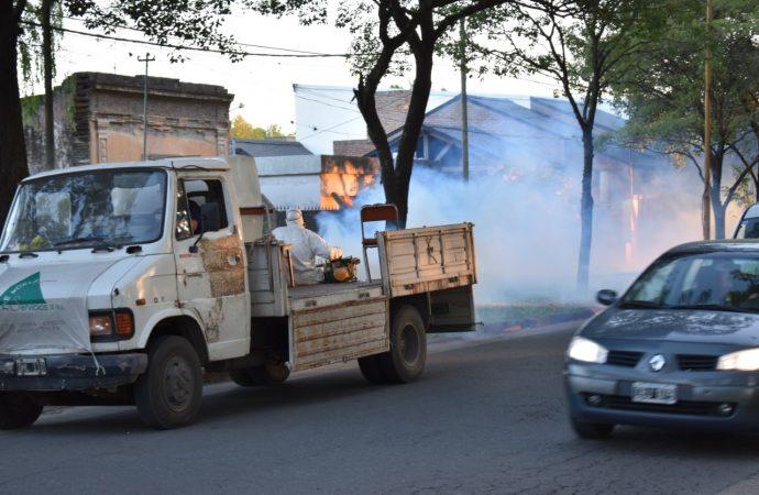 Bloqueo Sanitario contra el Dengue