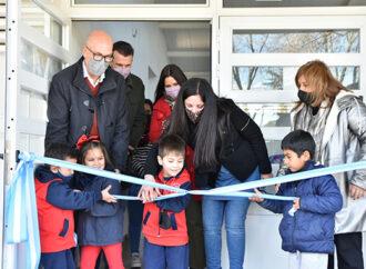 La provincia inauguró el edificio del Jardín de Infantes Nº 151 de Villa Constitución