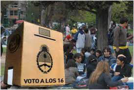 El Gobierno nacional lanzó la campaña «Voto Joven» para promover la participación de la juventud en las elecciones